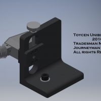 Sharpening Fixture for Tradesman Machinist