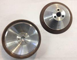 Jeffs' New Super 12 V9 Grinding Wheel