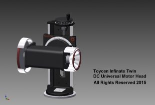 Toycen Universal DC Tool Grinder Tower