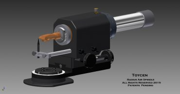2016 Toycen Radius Air Spindle