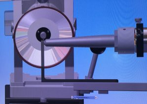 Tailstock for Reamers and Tapered (Bridge) Reamers