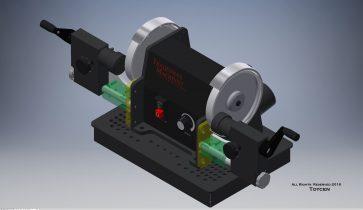 Tradesman Machinist 6 inch Precision DC