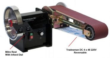 Tradesman DC Belt Varable speed with Reverse