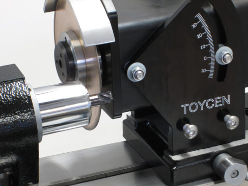 Journeyman JX End Mill Grinder – Carbide Tool Cut Off