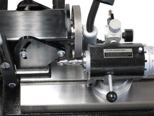 Journeyman JX End Mill Grinder – Neck Reduction Grinding
