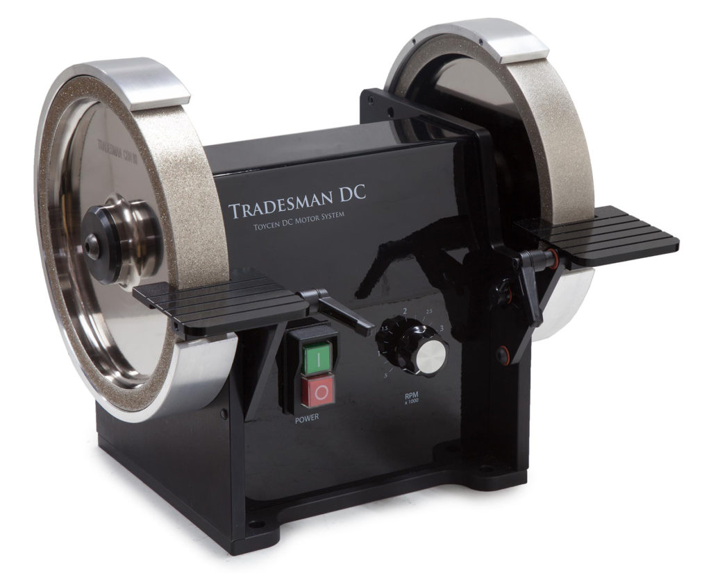 Tradesman 8 Quot Dc Variable Speed Grinder Woodturners