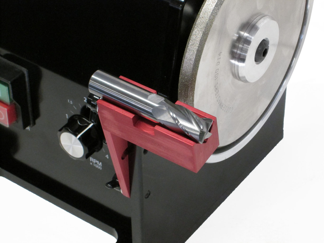 Tradesman 6 Quot Machinist Dc Variable Speed Bench Grinder
