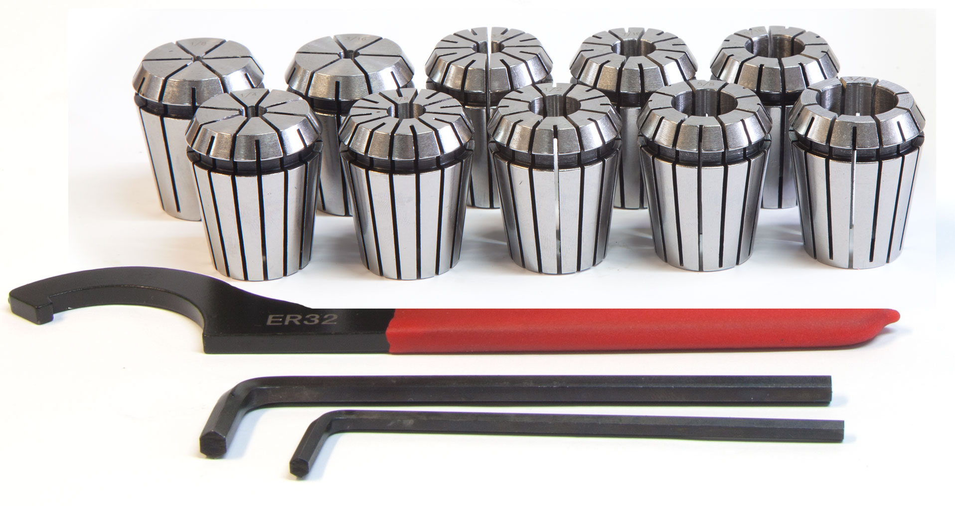 T-ER32-Collet-Set-10-piece