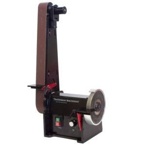 Tradesman-6-with-48-inch-belt-CBN-Face-Wheel