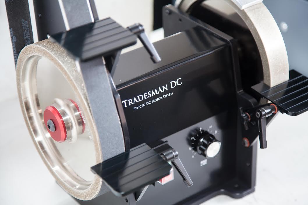 Tradesman 8 Belt Variable Speed Variable Grit