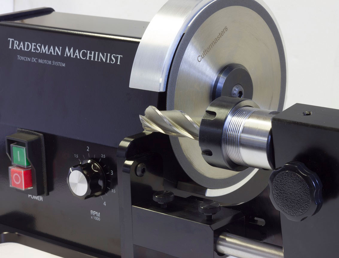 Cuttermasters Tool Sharpening Machines