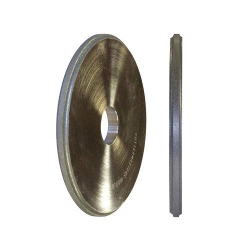 Cuttermasters-Diamond-Corner Radius Wheel CM-Rad