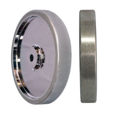 Tradesman CBN 8 Inch Grinding Wheel with Corner Round
