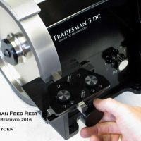 Lathe Tool Feed Rest