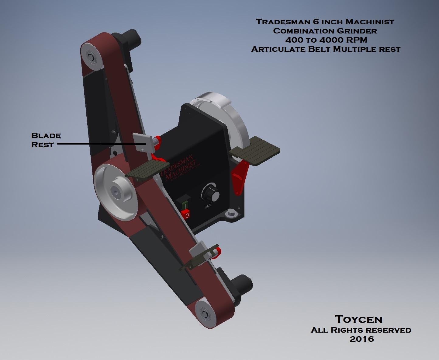 2 inch belt sander. dc belt grinder 2 inch sander m